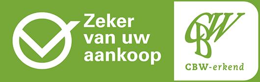 CBW erkend - Logo