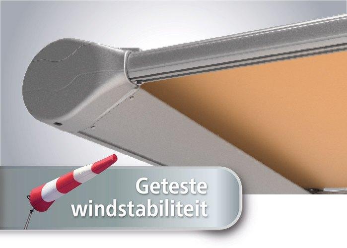 windstabiele installatie