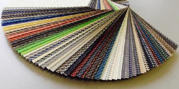 screendoek verschillende kleuren