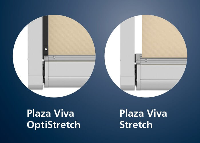 Varianten OptiStretch en Stretch